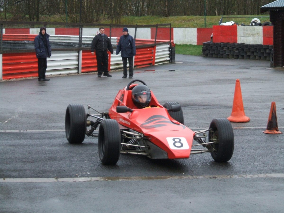 Single Seater Racing Experience
