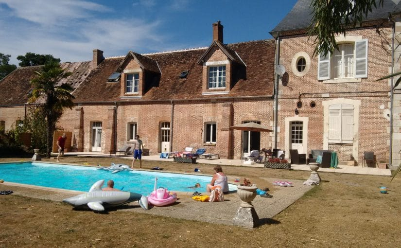 Brinon sur Sauldre – A Family French Holiday