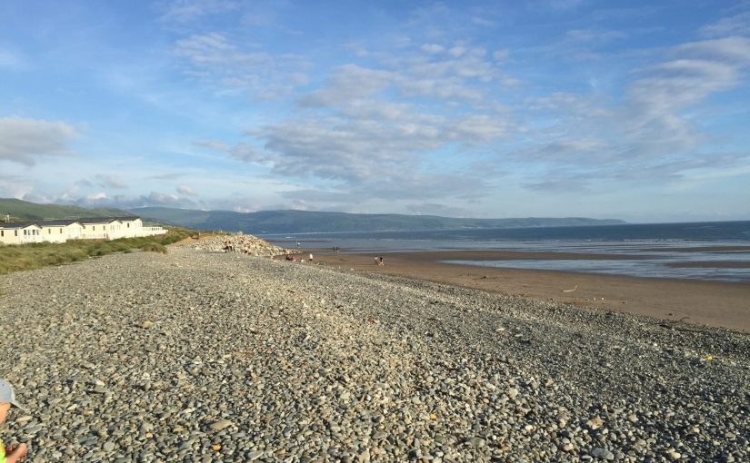 Barmouth Bay in Wales for a Week
