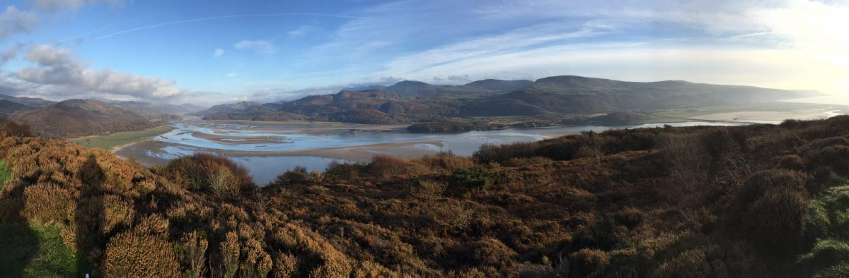 The Barmouth Panorama Walk