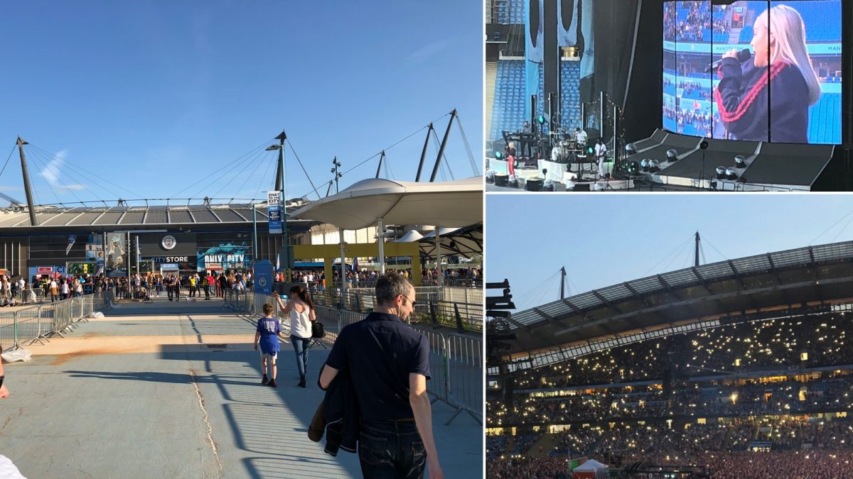 My Very First Concert – Ed Sheeran at the Edithad