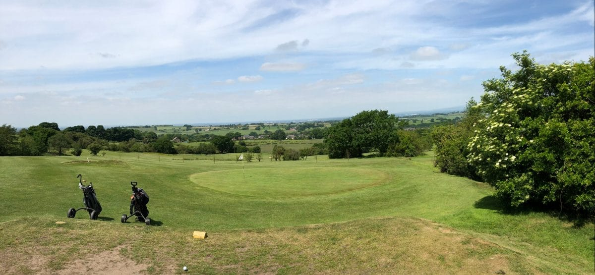 9 Holes of Gold at Highfield Golf Course – Higher Wheelton