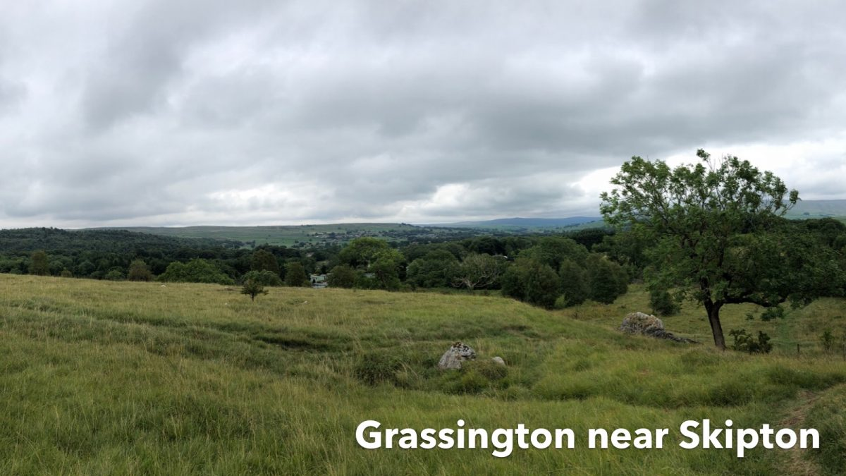 A short break near Grassington