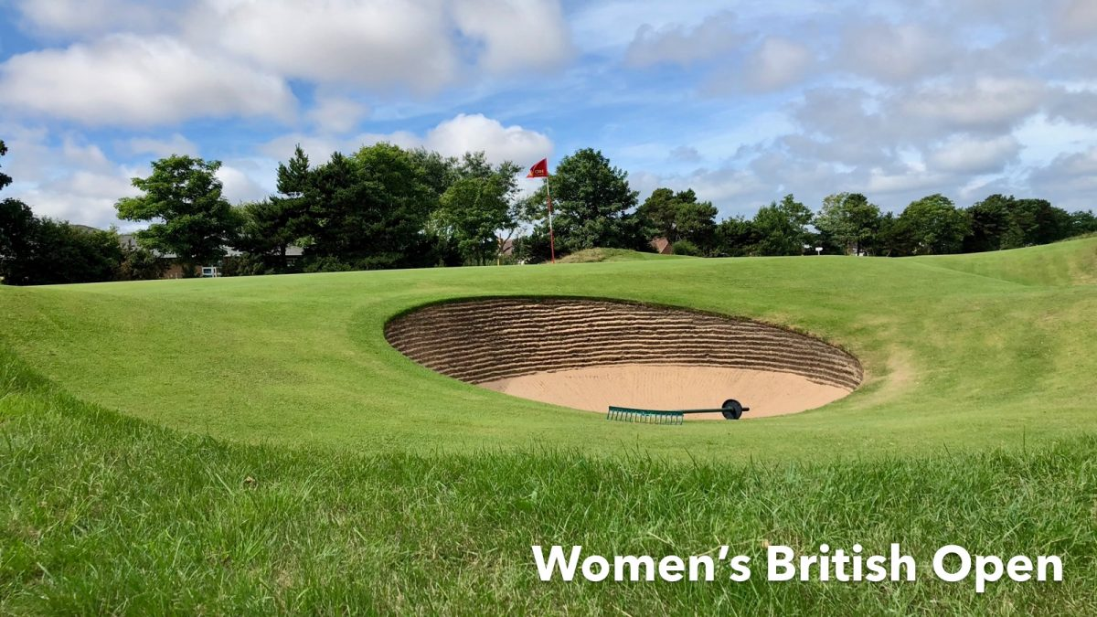 The Ricoh Women's British Open at Royal Lytham & St. Annes Golf Club